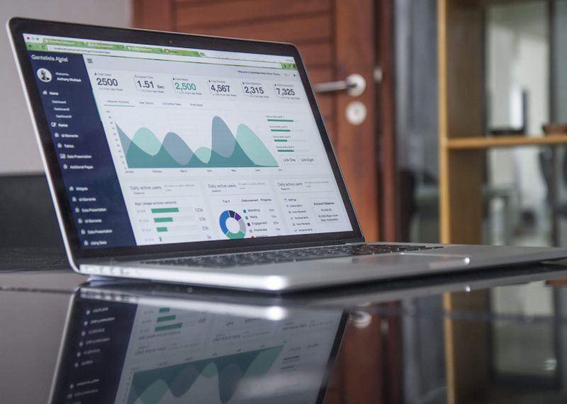 Bounce rate - míra opuštění webu