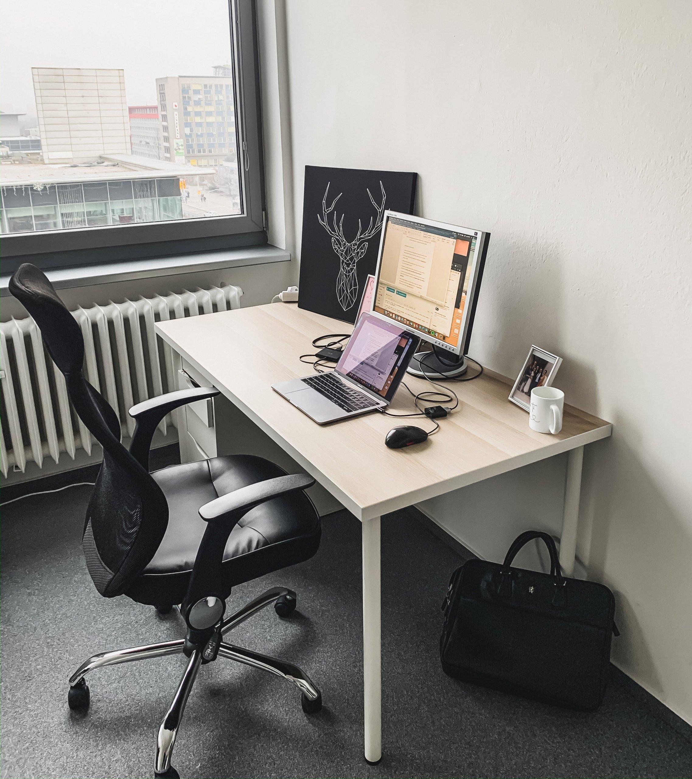 Nová kancelář Dům služeb Pardubice