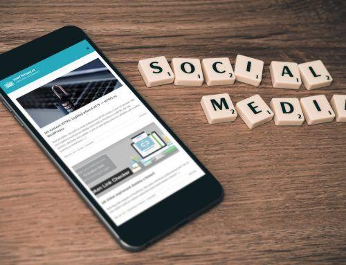 Jak vybudovat úspěšný magazín – 7. část: sdílení a sociální sítě
