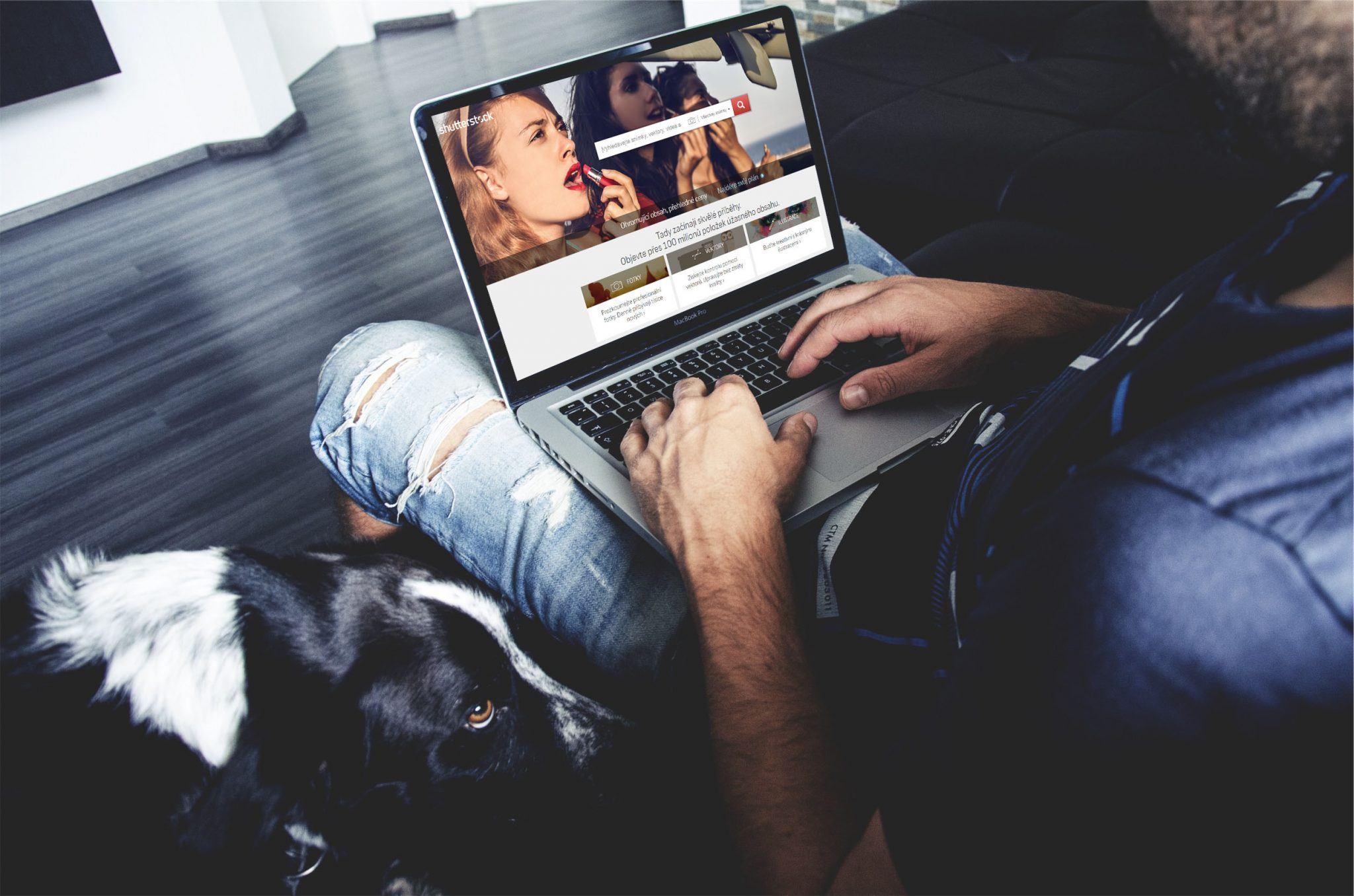 Zkušenosti a recenze Shutterstock